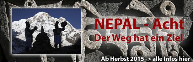 ACHT Nepal - Der Weg hat ein Ziel